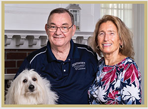 Bruce, Jeanne and Guideaux Murphy